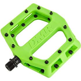 DMR V11 Pedals, green